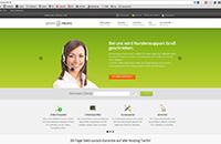 Die neue Serverprofis Webseite