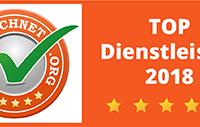 Serverprofis GmbH TOP Dienstleister 2018